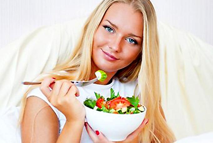 Առողջ սնունդ