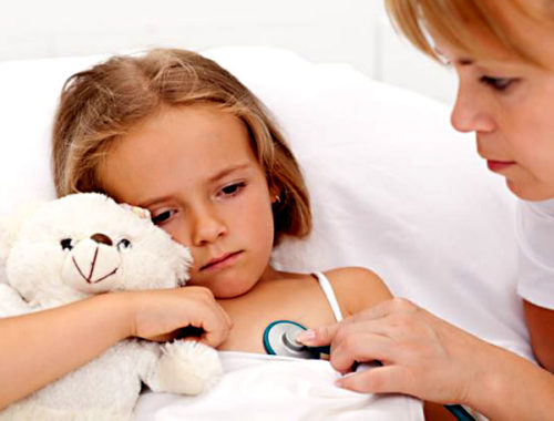 Հիվանդ բալիկ