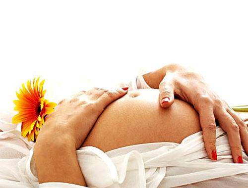 Հղի կին