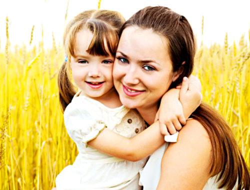 Մայր ու աղջիկ